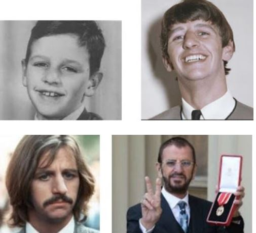 Beatles Ringo Starr Is Now Sir Richard Starkey