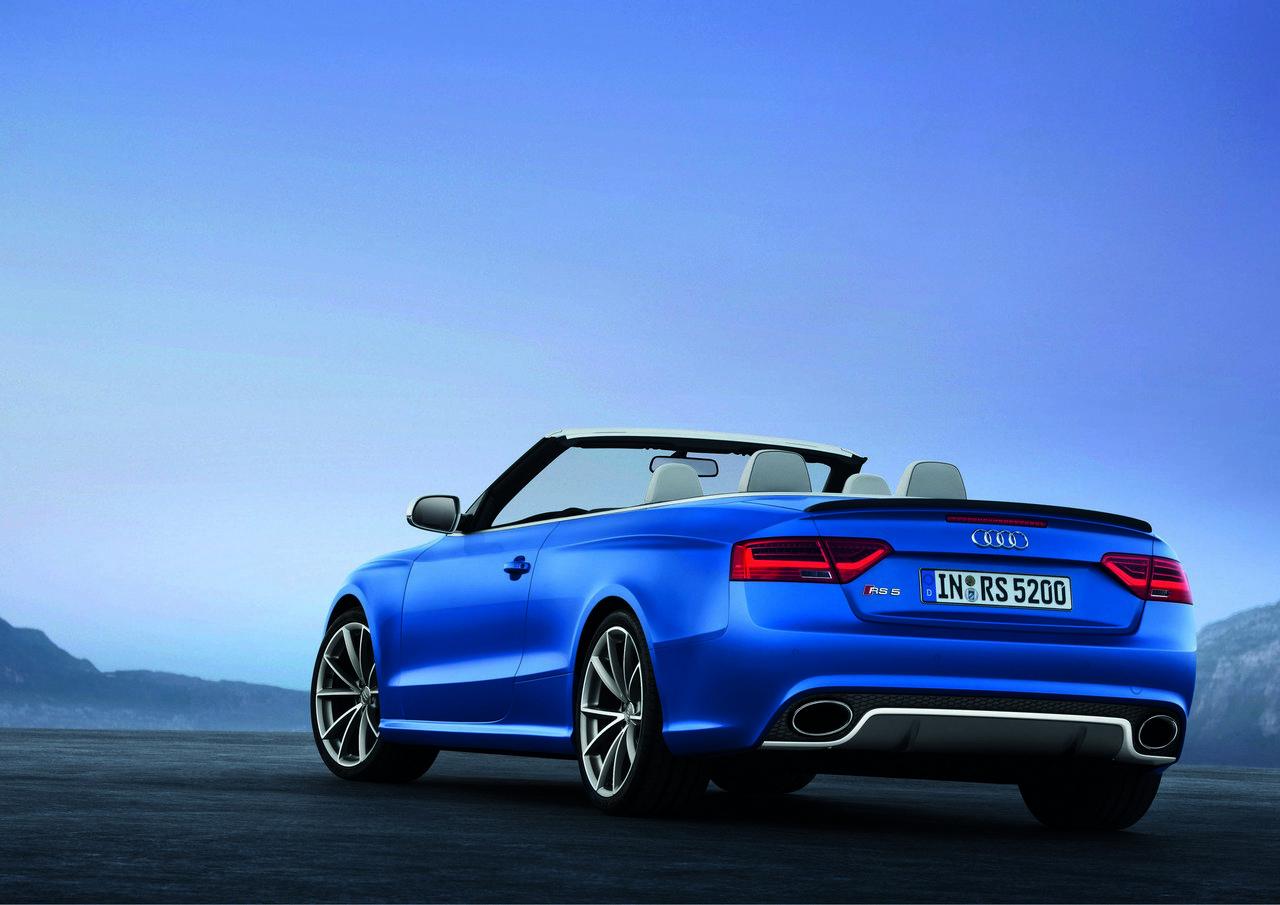 Davide458italia: 2013 Audi RS5 Convertible