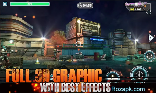 Rescue Strike Back Apk v0.5 Latest Version For Android