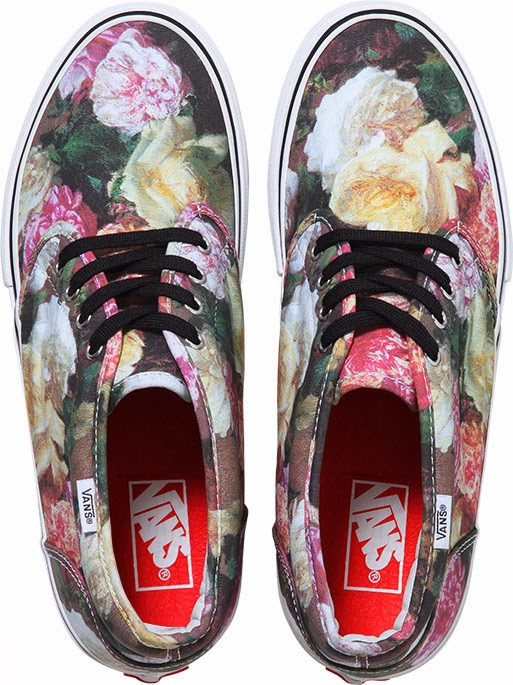 3a861126ef Jung min sneakers story  2013 Trend - Floral Pattern