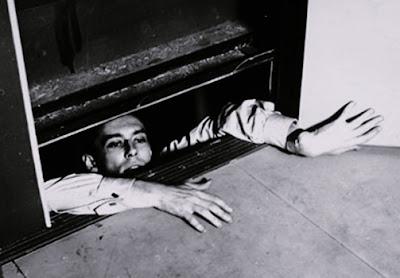 Morrer preso no elevador