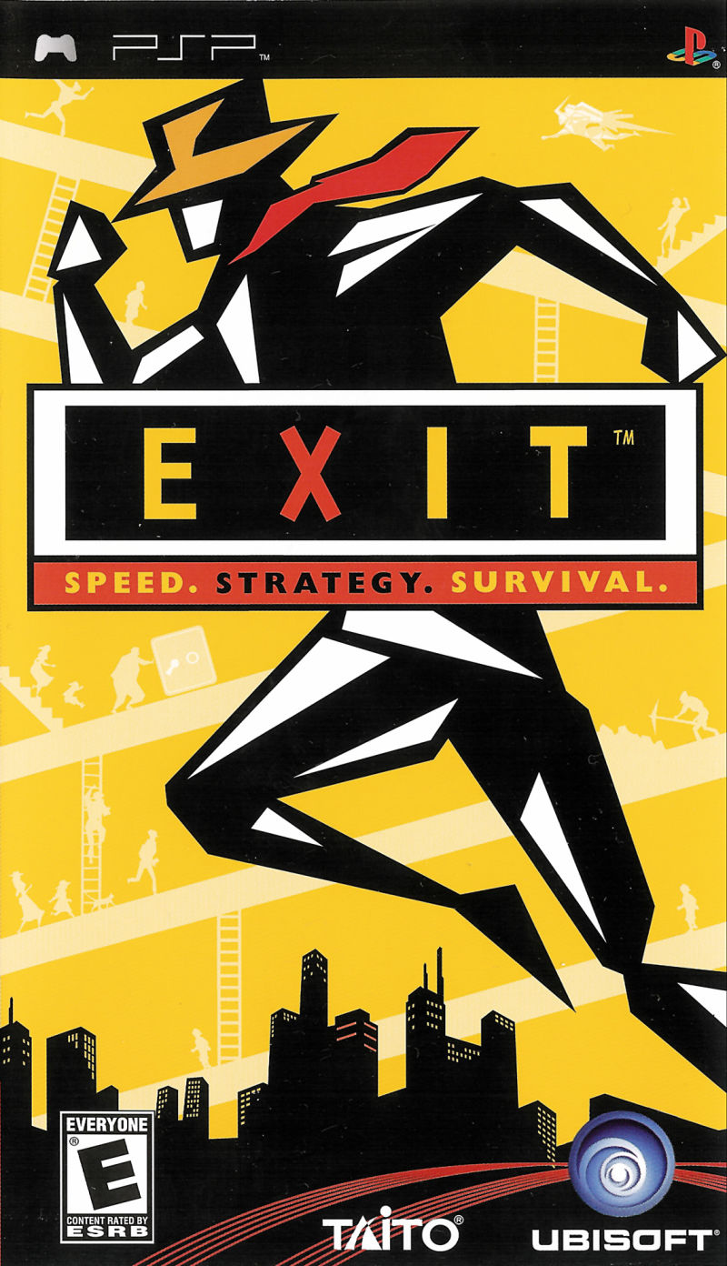 Exit - PSP - ISO Download