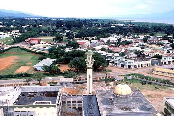 Bujumbura, Capital do Burundi