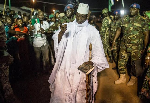 Presiden Gambia Bakal Gorok Kaum Gay Yang Berani Masuk Negaranya