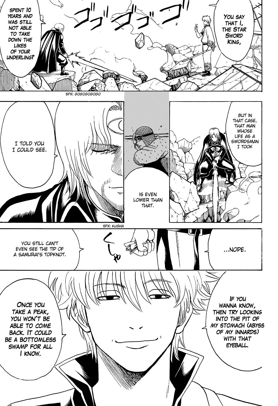 Gintama - Chapter 573