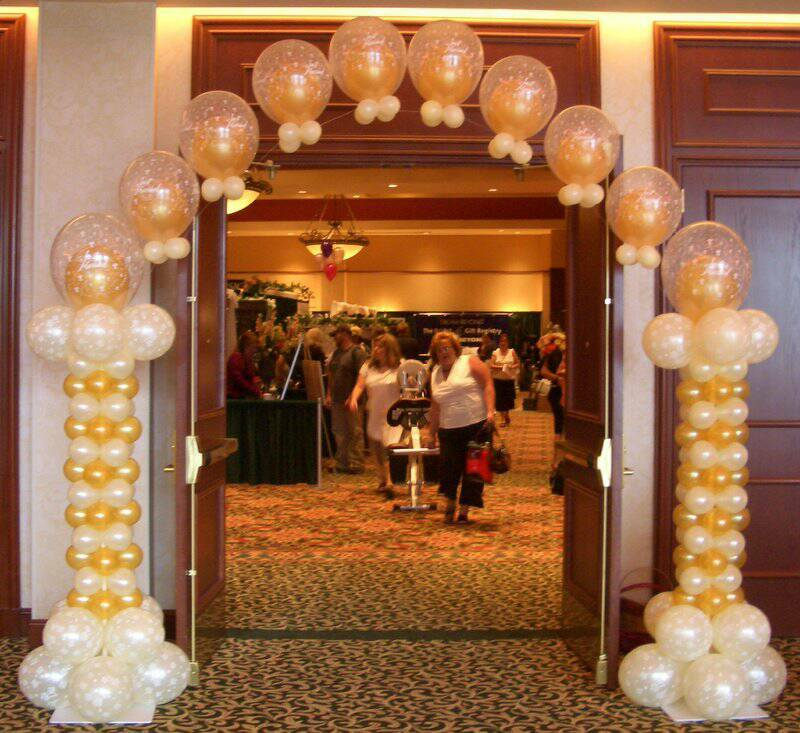 Balloon Designs Pictures Balloon Arch