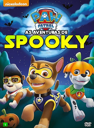Patrulha Canina: Aventura de Spooky