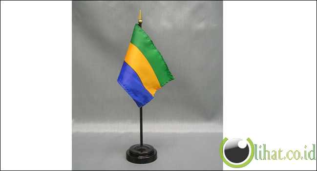 Republik Gabon di Afrika Barat