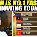 WOW!! PILIPINAS NUMBER ONE FASTEST GROWING ECONOMY NA! PANOORIN