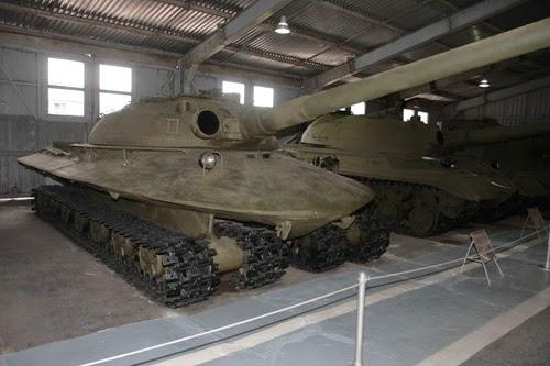 Objekt 279 al museo di Kubinka.