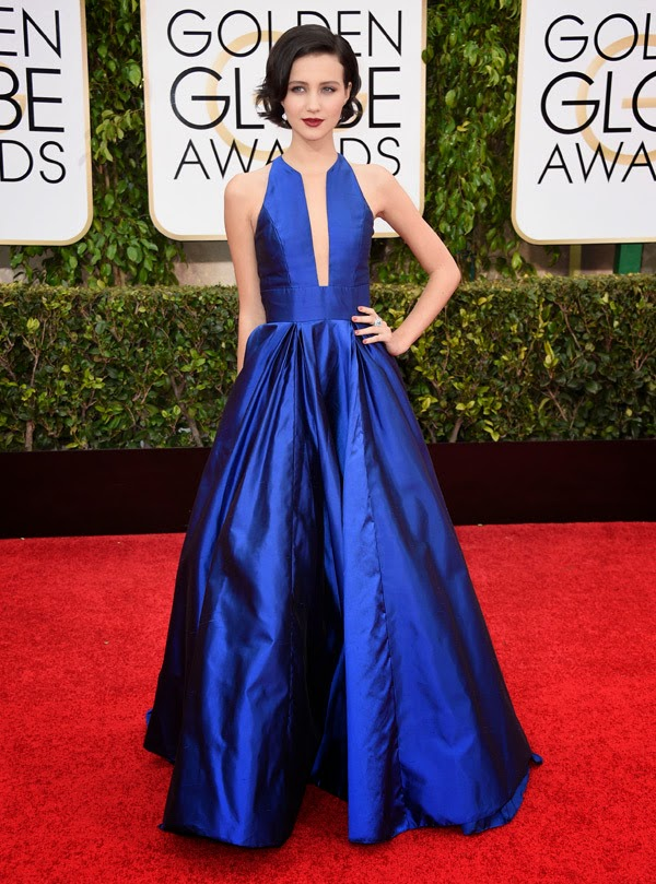 Golden-globes-2015-red-carpet-Julia-Goldani-Telles