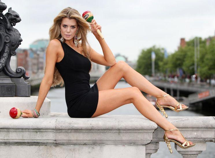 fashion model photos hot: ALEXIA CORTEZ - American Hot