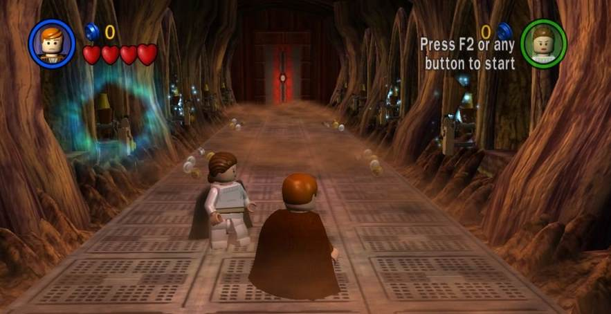 LEGO Star Wars The Complete Saga pc full español