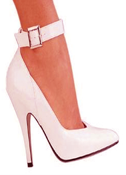 5c585ce7588 Ankle Strap High Heels - 6