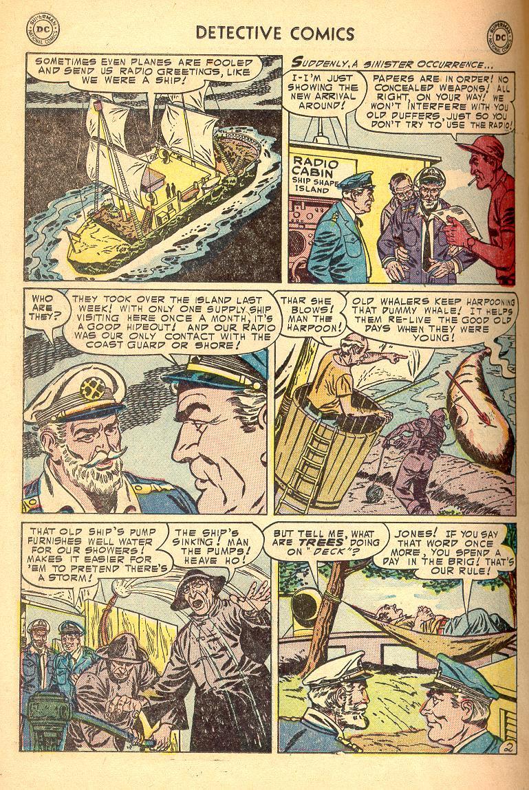 Read online Detective Comics (1937) comic -  Issue #214 - 18