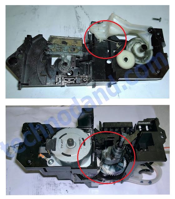 Printer Epson 1390 General Error