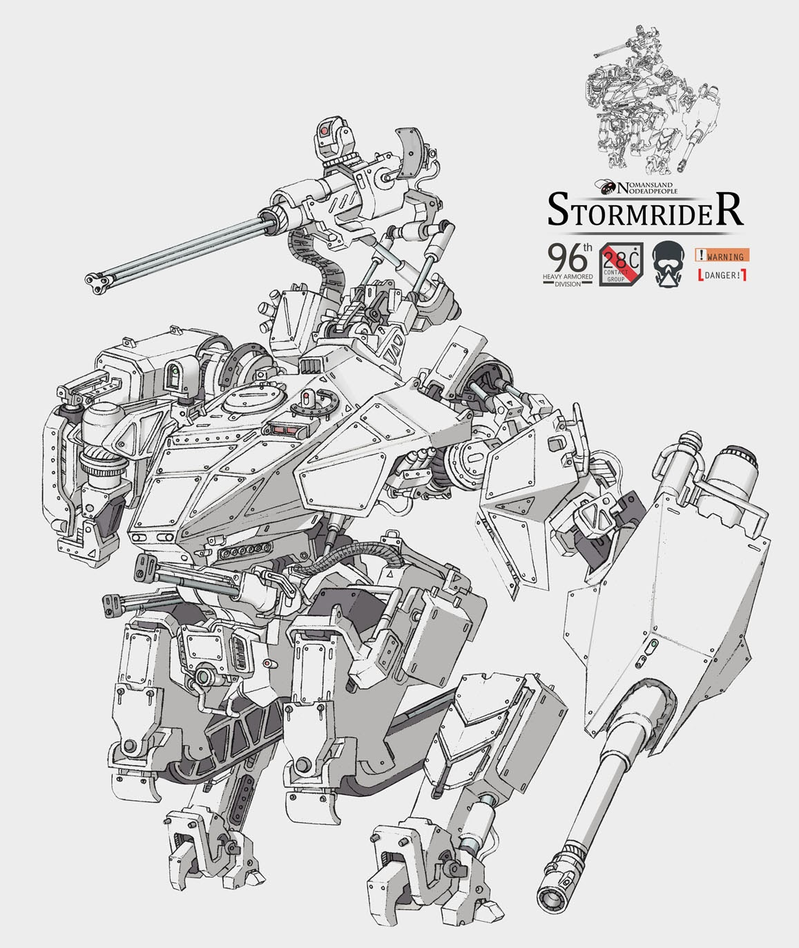 Nomansnodead Stormrider