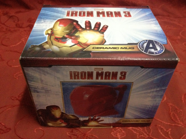 the Budget Fashion Seeker - Iron Man 3 Ceramic Mug P199.75 (Toy Kingdom) 1