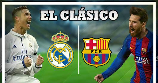 ver real madrid vs barcelona en vivo por internet hoy 23 de abril 2017