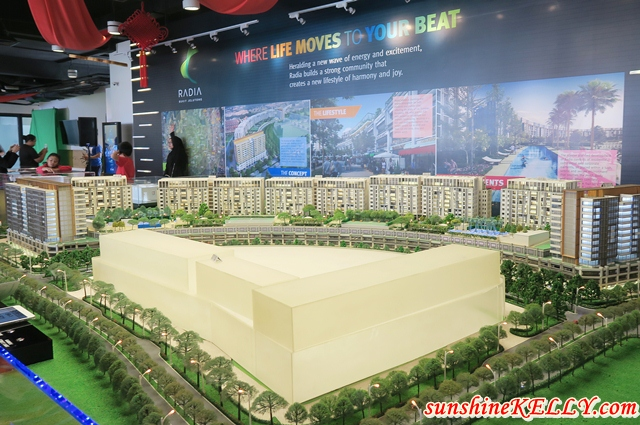 Radia Bukit Jelutong, A Sustainable and Integrated Development