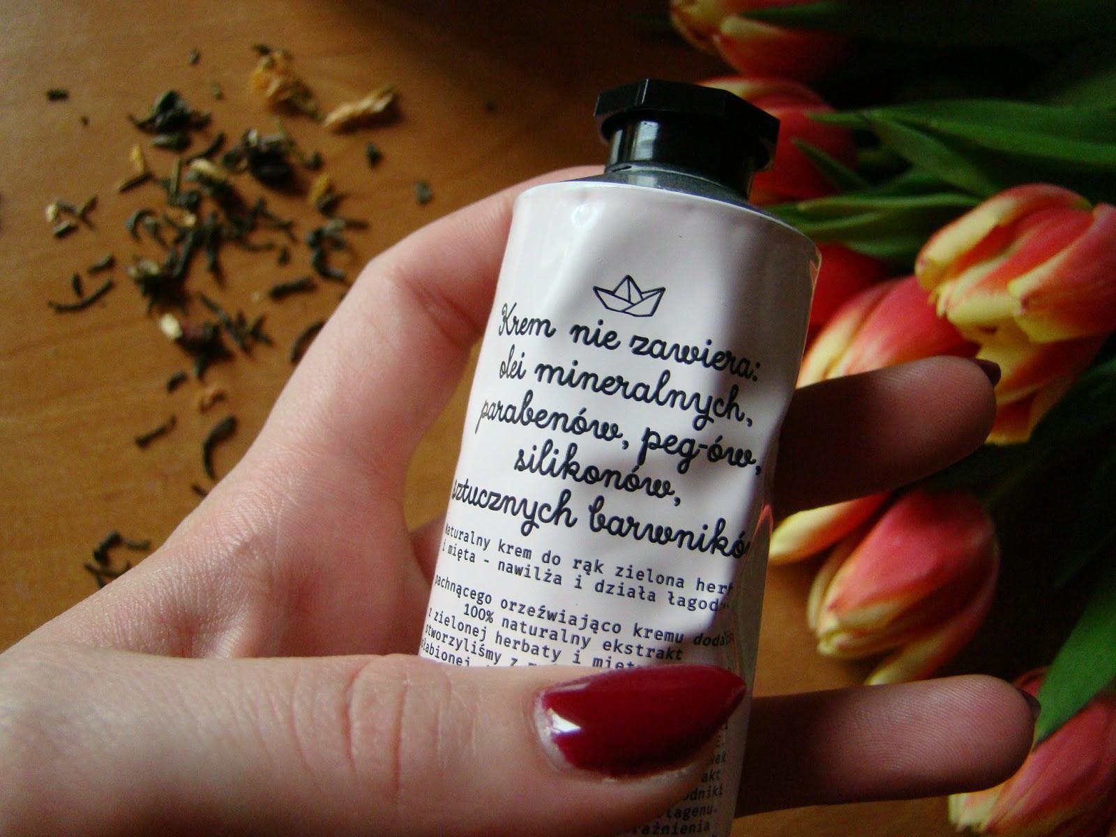 YOPE hand cream