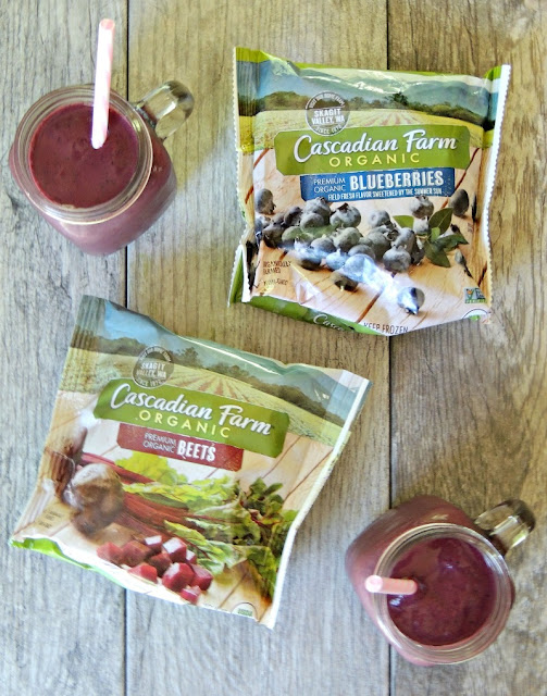 Thick, smooth, and ultra creamy, this smoothie pairs the sweetness of blueberries with the earthiness of beets, for an out of this world healthy, and tasty, smoothie you will love! From www.bobbiskozykitchen.com