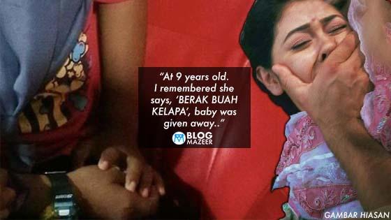 Gadis 9 Tahun Dirogol Bapa Sendiri Sehingga 'Berak Buah Kelapa'