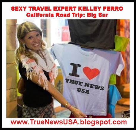 True News Usa >> Kelley Ferro The Sexiest Travel Expert In The World Is