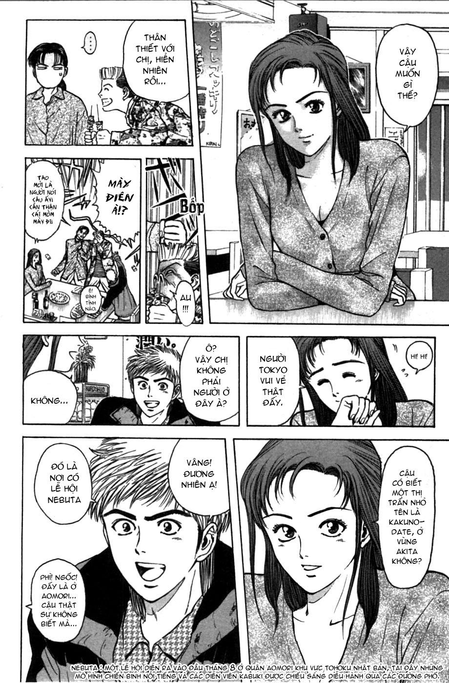 Psychometrer Eiji chapter 48 trang 5