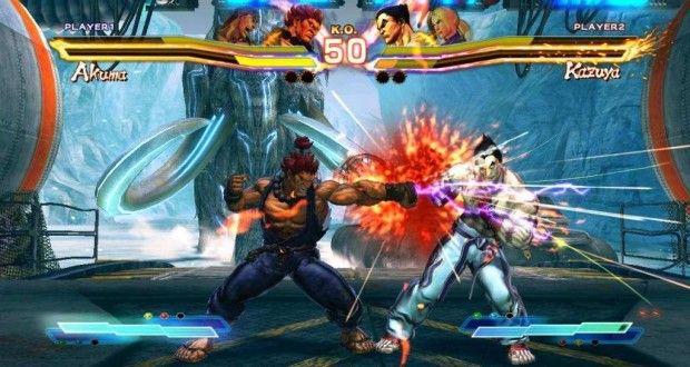 Game PC - Street Fighter X Tekken