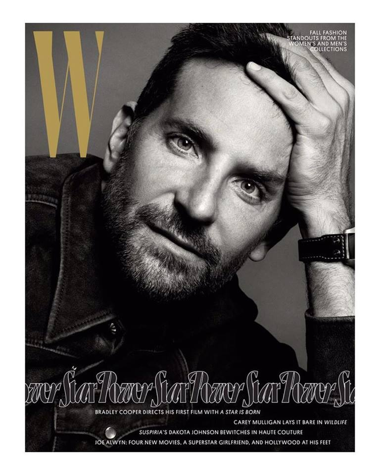 Inez Van Lamsweerde & Vinoodh Matadin shot the cover with Bradley Cooper