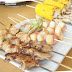 Nanbantei of Tokyo: Best Sellers Platter, Aburi Shrimp/Salmon, and more!