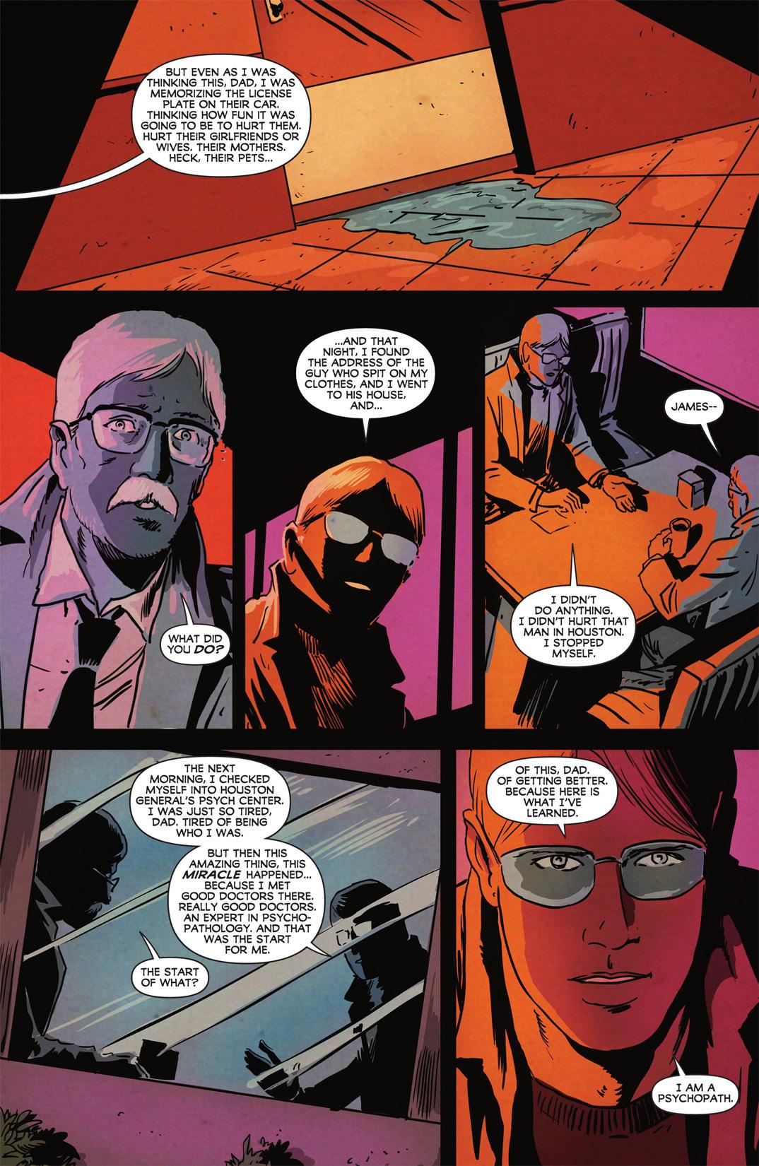 Detective Comics (1937) 874 Page 6