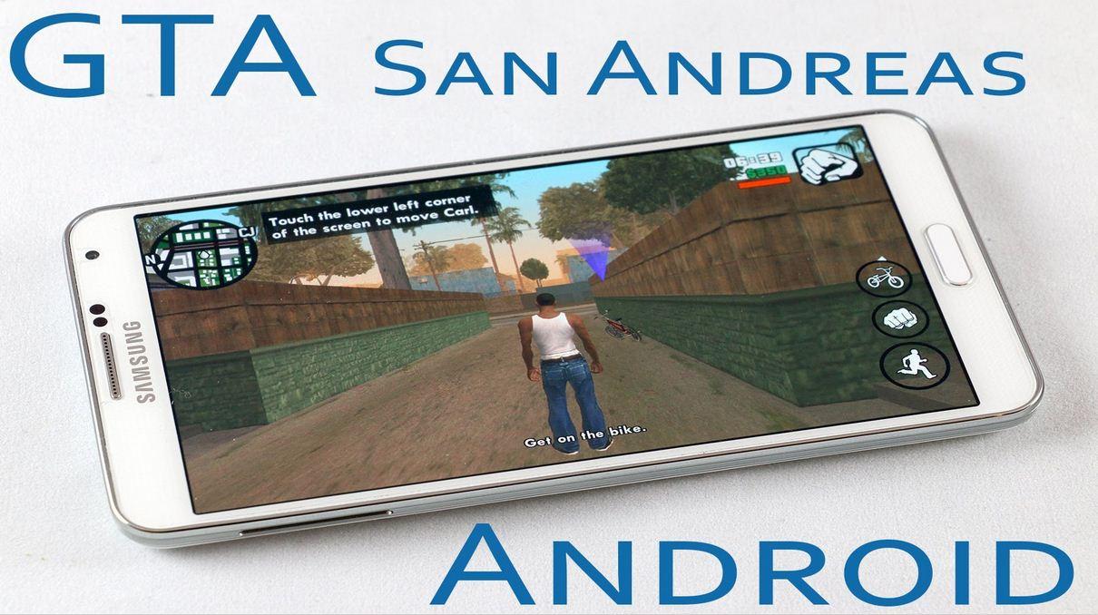 gta san andreas android apk