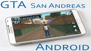 Download GTA San  Andreas Apk untuk Android Full Data logo