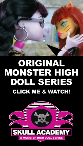 MONSTER HIGH ORIGINAL SERIES