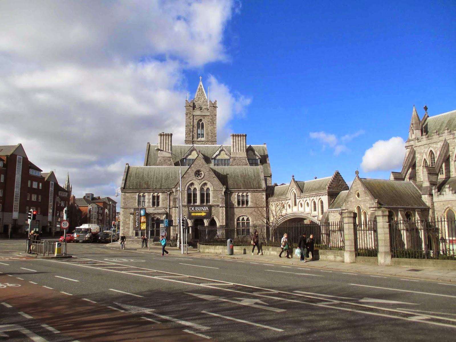 Eric Amp Autumn S World Roll Up Dublin 2 Dublinia Christ