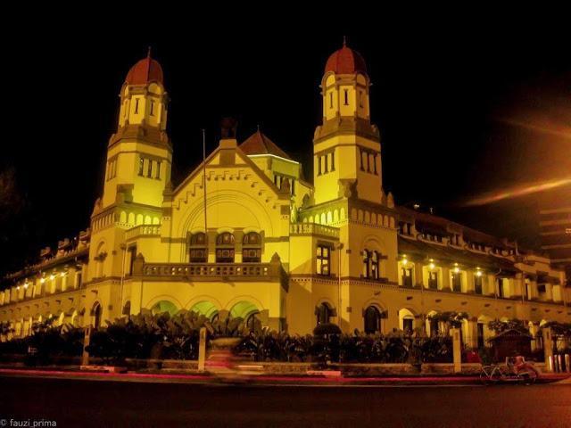 Lawang Sewu ikon kota Semarang