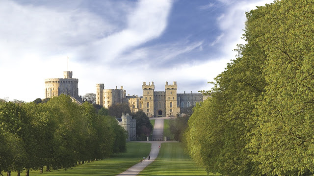 Location di The Crown: il castello di windsor