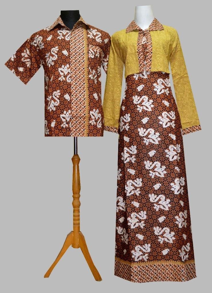 Baju Batik Xl