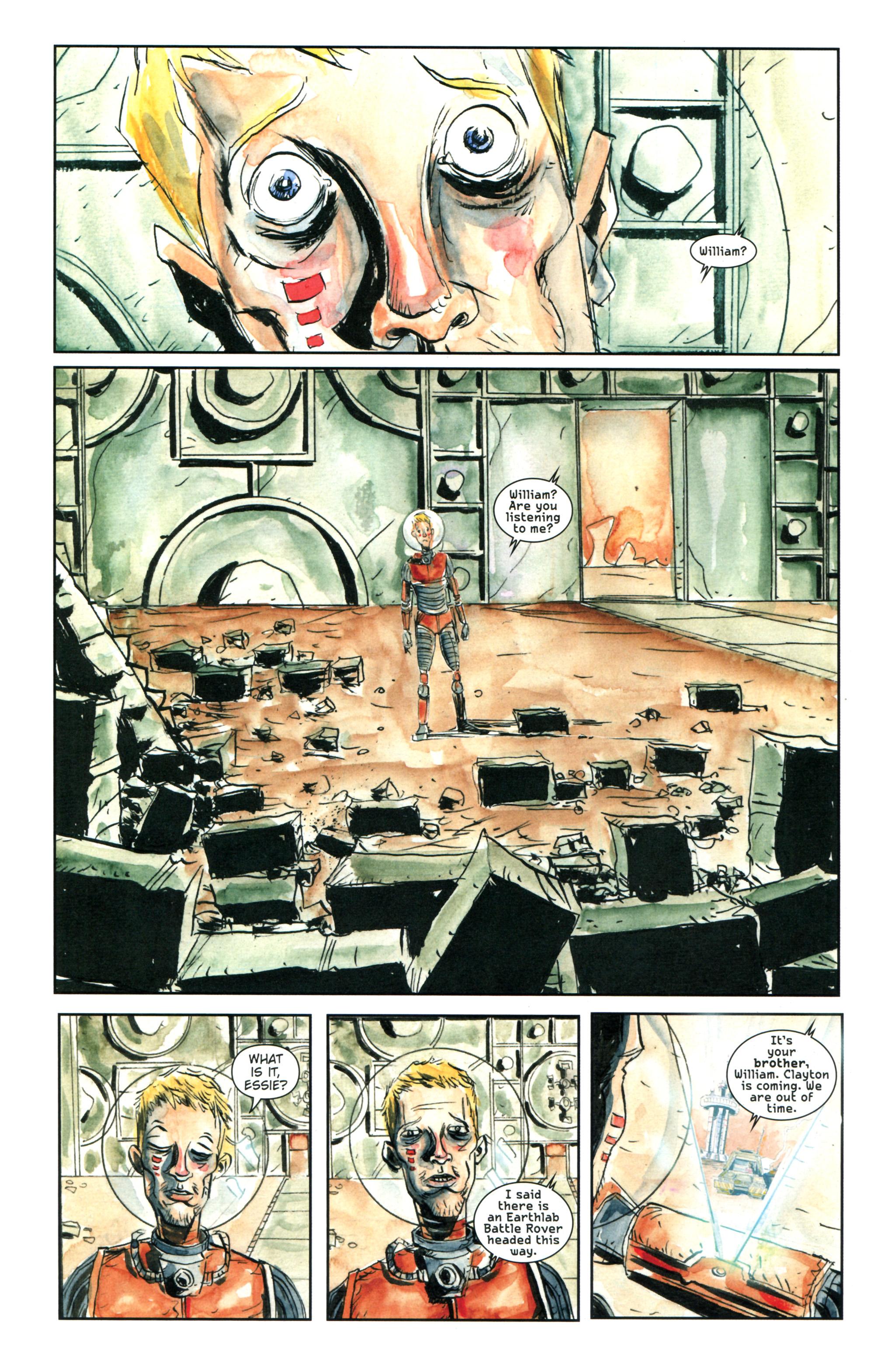 Read online Trillium comic -  Issue #7 - 5