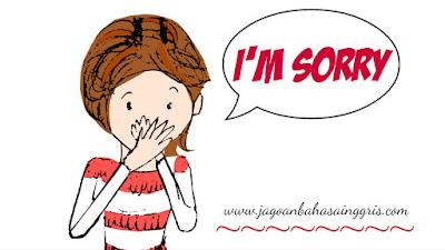 Pada kesempatan kali ini kami akan membahas tentang materi bahasa inggris mengenai  Materi dan Soal Bahasa Inggris 'Expressing Apology' Kelas 7 SMP