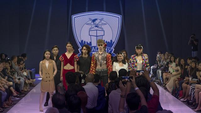 iAcademy Fashion Forward at PMFF
