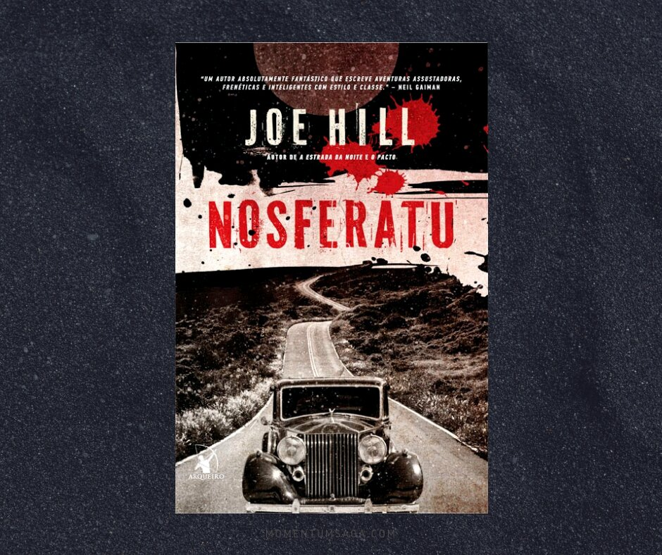 Resenha: Nosferatu, de Joe Hill
