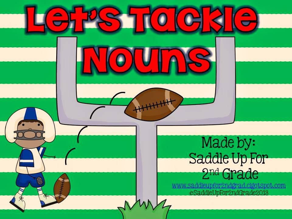 Let's Tackle Nouns