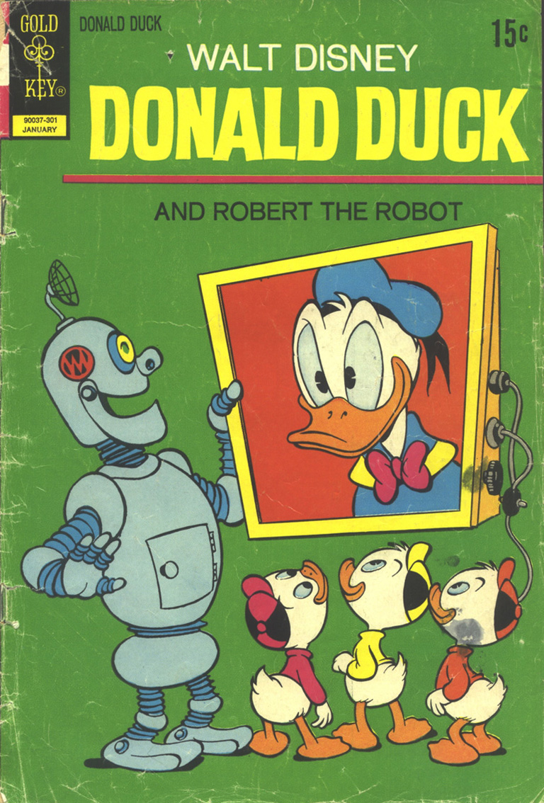 Donald Duck (1962) 147 Page 1