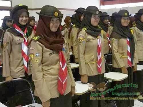 pramuka Jawa Barat - pramukaria