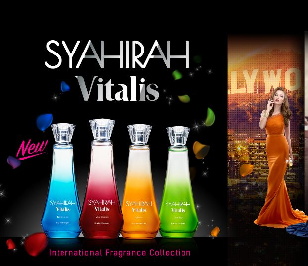pewangi, syahirah vitalis, halal certified, wanita elegan