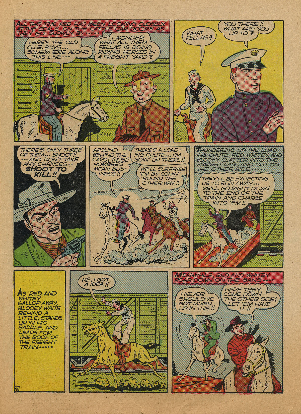 Read online All-American Comics (1939) comic -  Issue #31 - 37