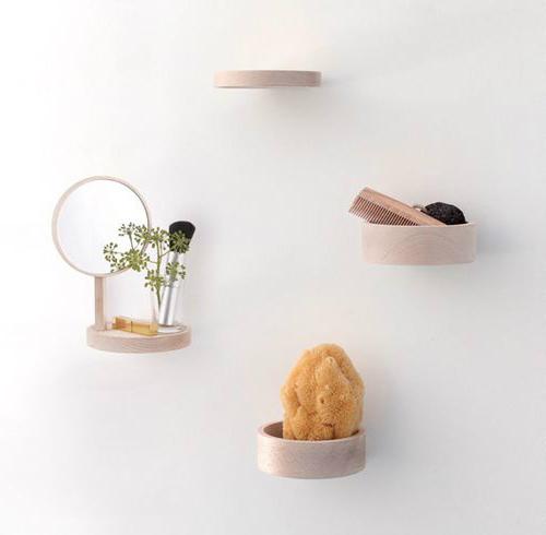 hren Vater, einen berühmten Illustratoren, kennt jeder. Was macht Inga Sempé, um aus seinen Schatten herauszutreten? Sie entwirft Lampen. Und runde Mini-Regale fürs Bad.